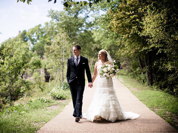 Wedding at Lake of the Ozarks