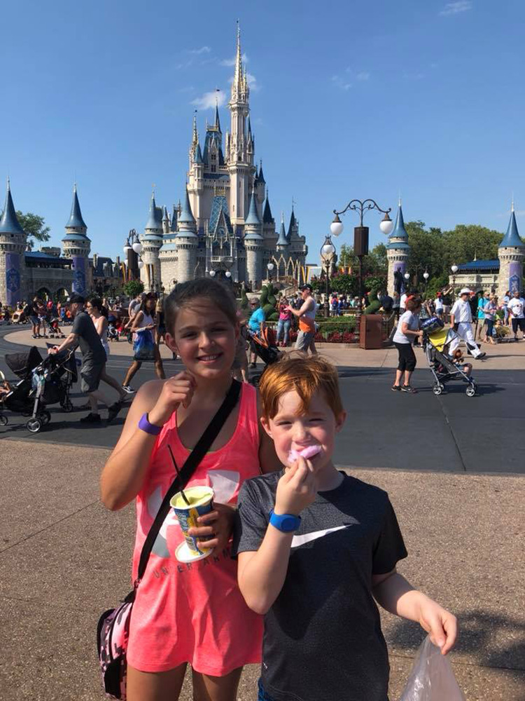 My Kids at Disney