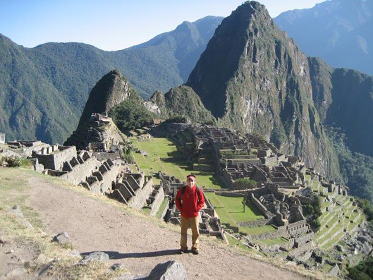 Trip to Machu Picchu, Peru